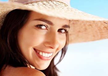 Защита волос от солнечных лучей
